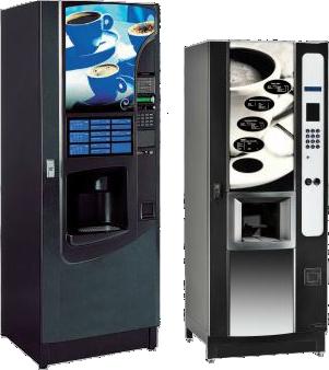 vending machine types