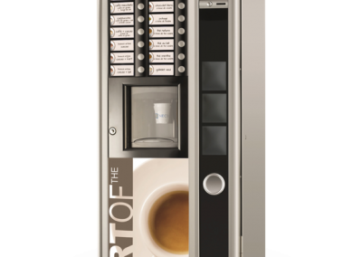 Kikko Max – Coffee Vending Machine