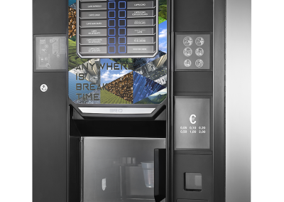 Brio Up – Coffee Vending Machine