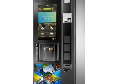 Maestro Touch – Coffee Vending Machine