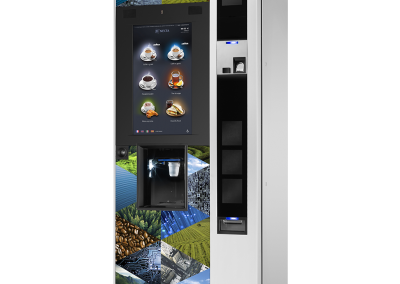 Canto Touch-Hot Drinks  Machine
