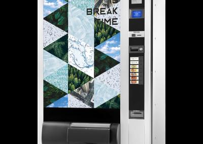 Diesis – Snack & Drinks Machine