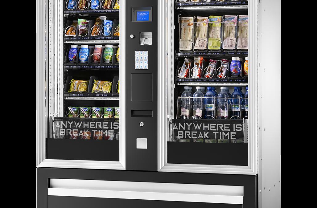 Mambo-Snack & Drinks Machine