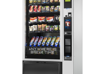 Samba Touch-Snack & Drinks Machine