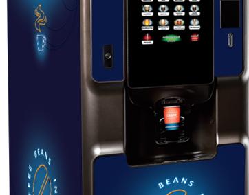 Media 2-Snack & Drinks Machine