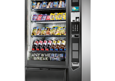 Orchestra-Snack & Drinks Machine
