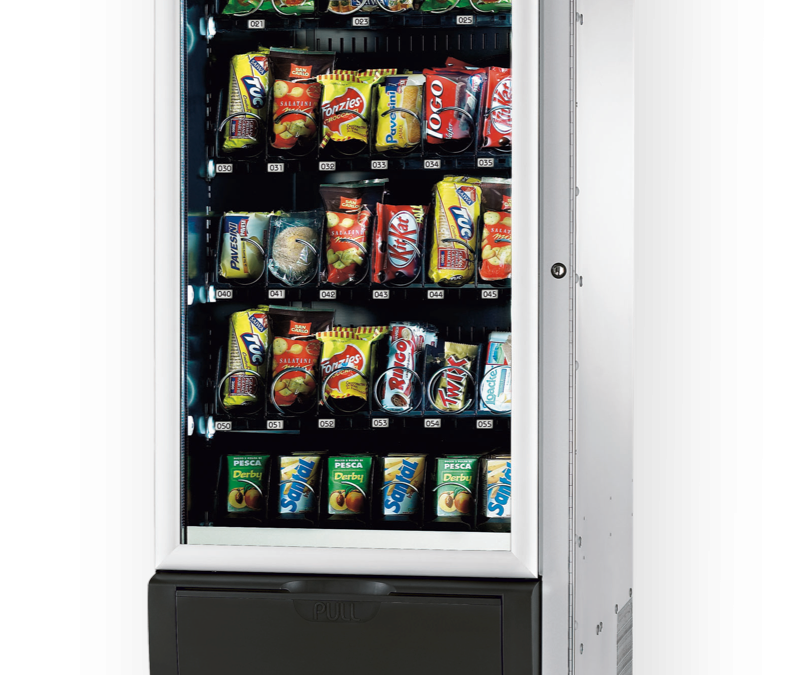 Snakky SL-Snack & Drinks Machine