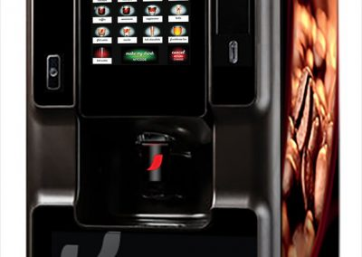 Merc. Combo-Snack & Drinks Machine
