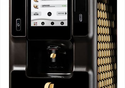 Merc. Media-Snack & Drinks Machine